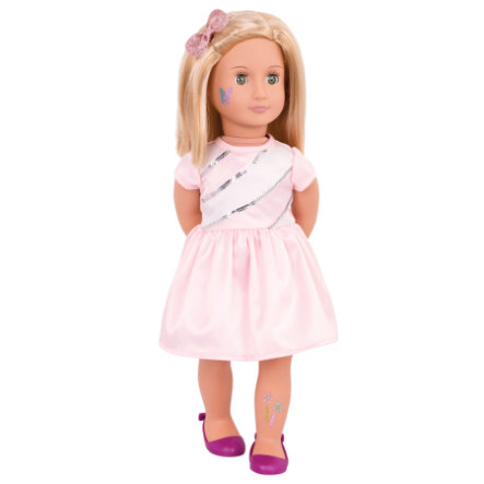 Our Generation - Puppe Rosalyn Styling Queen 46 cm