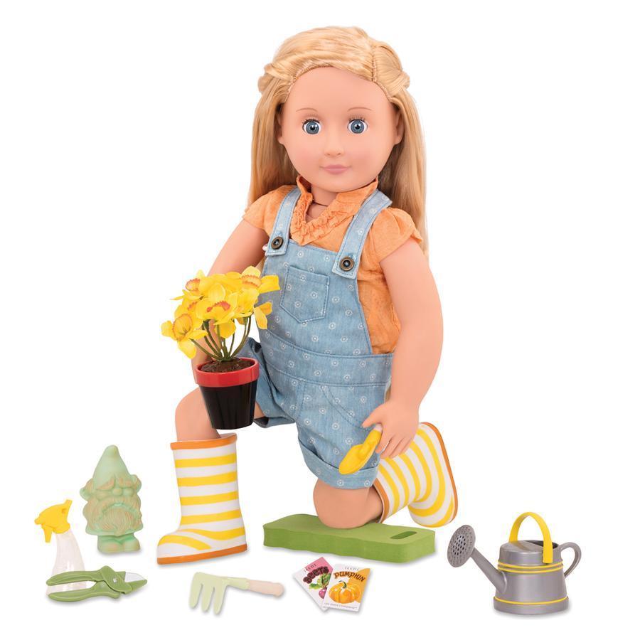 Our Generation Accessoires pour poupée jardinière