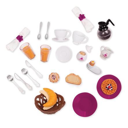 Our Generation - Frühstückstisch Zubehör