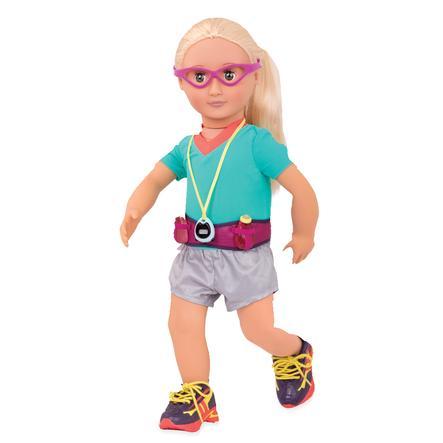 Our Generation příslušenství maratonská běžkyně Generationger