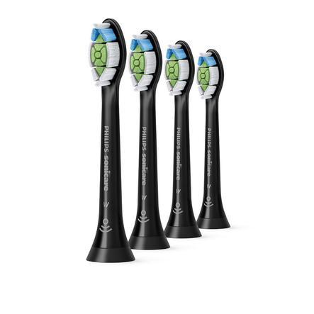 Philips Avent standaard borstelkoppen voor sonische tandenborstel HX6064/11in zwart