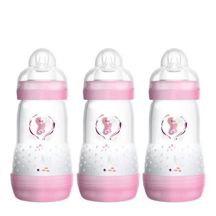 MAM Sutteflaske Easy Start Anti-Colic 260ml 3-pak