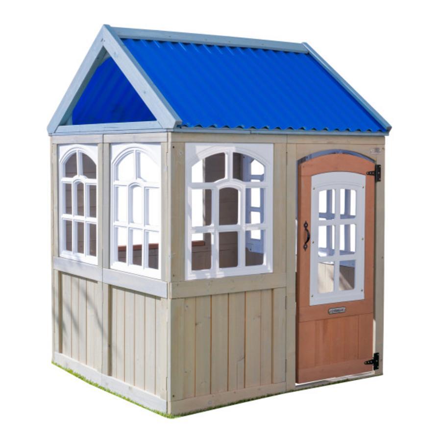 KidKraft® Maison cabane de jardin enfant Cooper bois P280115