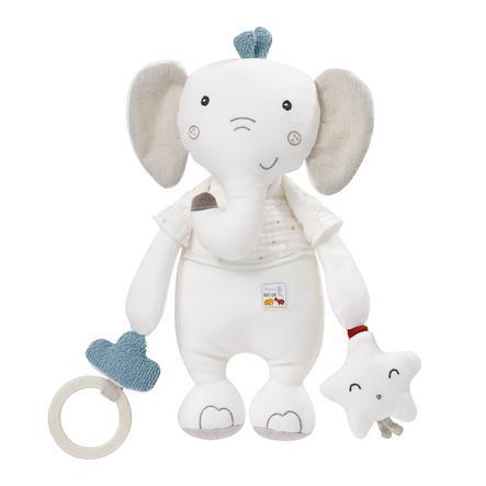 Babysun® Peluche d'éveil éléphant fehnNature