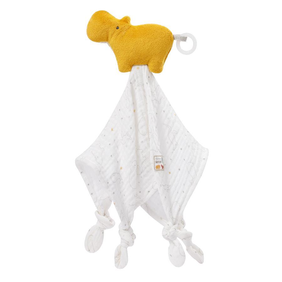 fehn ® Cuddle cloth hipopótamo fehn NATURALEZA