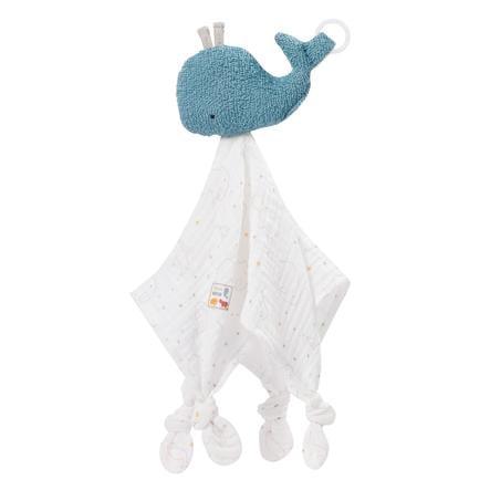 fehn ® Cuddle cloth whale fehn NATURA
