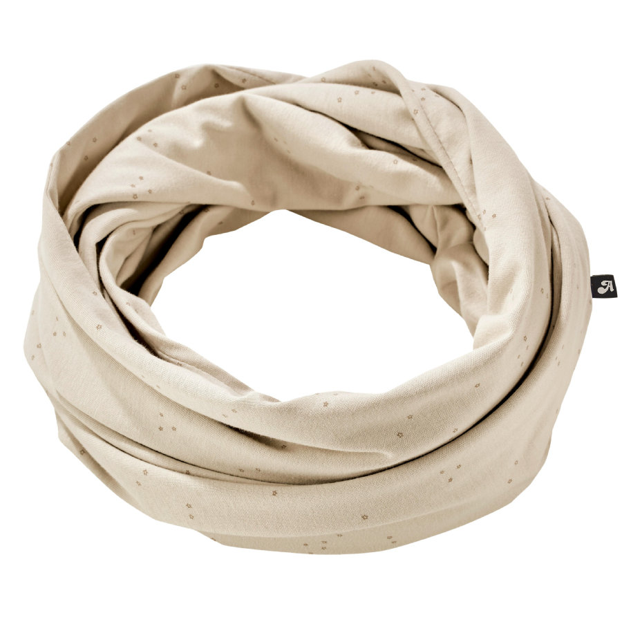 Alvi ® szalik pielęgnacyjny 2 w 1 Organiczny Cotton Starfant