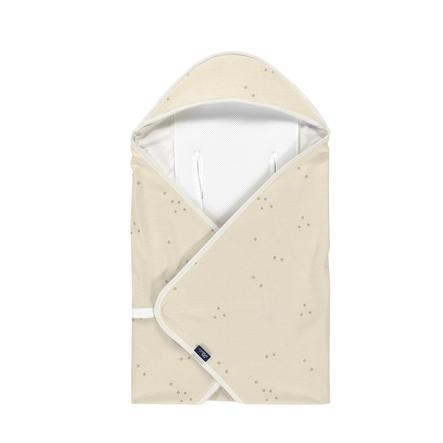 Alvi® Reisedecke Light Organic Cotton Starfant 80 x 80 cm