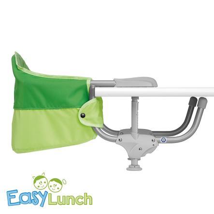 CHICCO Podróżne krzesełko do karmienia Easy Lunch GREEN JAM Kolekcja 2015