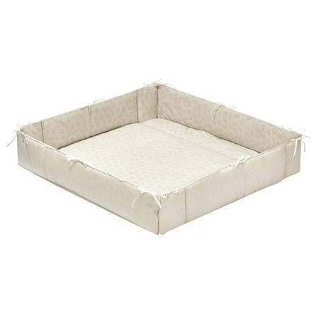 Alvi Laufgittereinlage Organic Cotton Starfant 70 und 100 cm