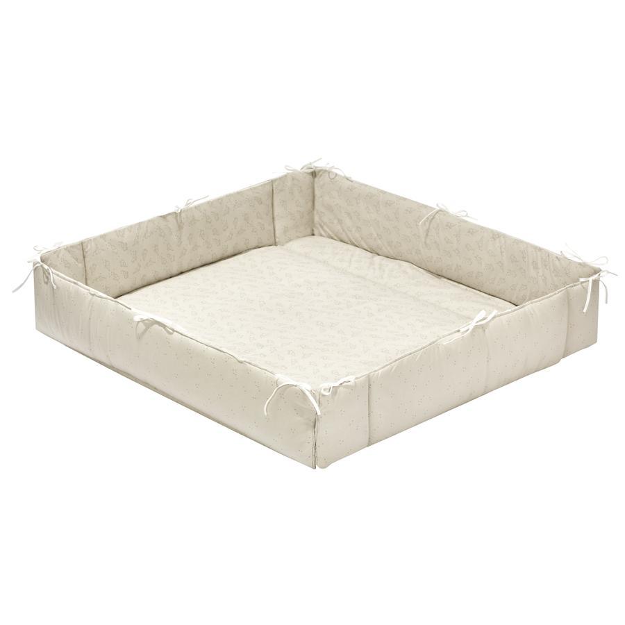 Alvi® Playpen liner Organic Cotton Starfant 70 og 100 cm