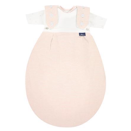Alvi ® Baby-Maxchen® ennenaikainen makuupussi SuperSoft rose Stripe