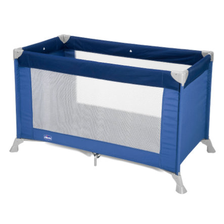 CHICCO Good Night Travel Cot Blue