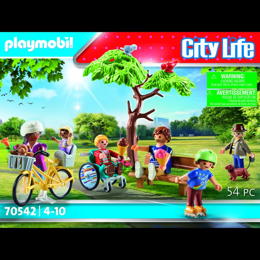 PLAYMOBIL® Im Stadtpark