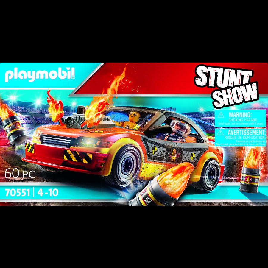 PLAYMOBIL  ® Kaskadérská show Crashcar