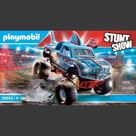 PLAYMOBIL® Stuntshow Monster Truck Shark