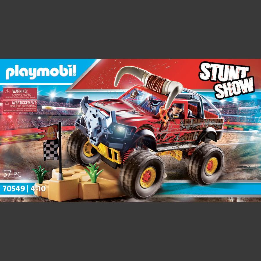 PLAYMOBIL® Stuntshow Monster Truck Horned