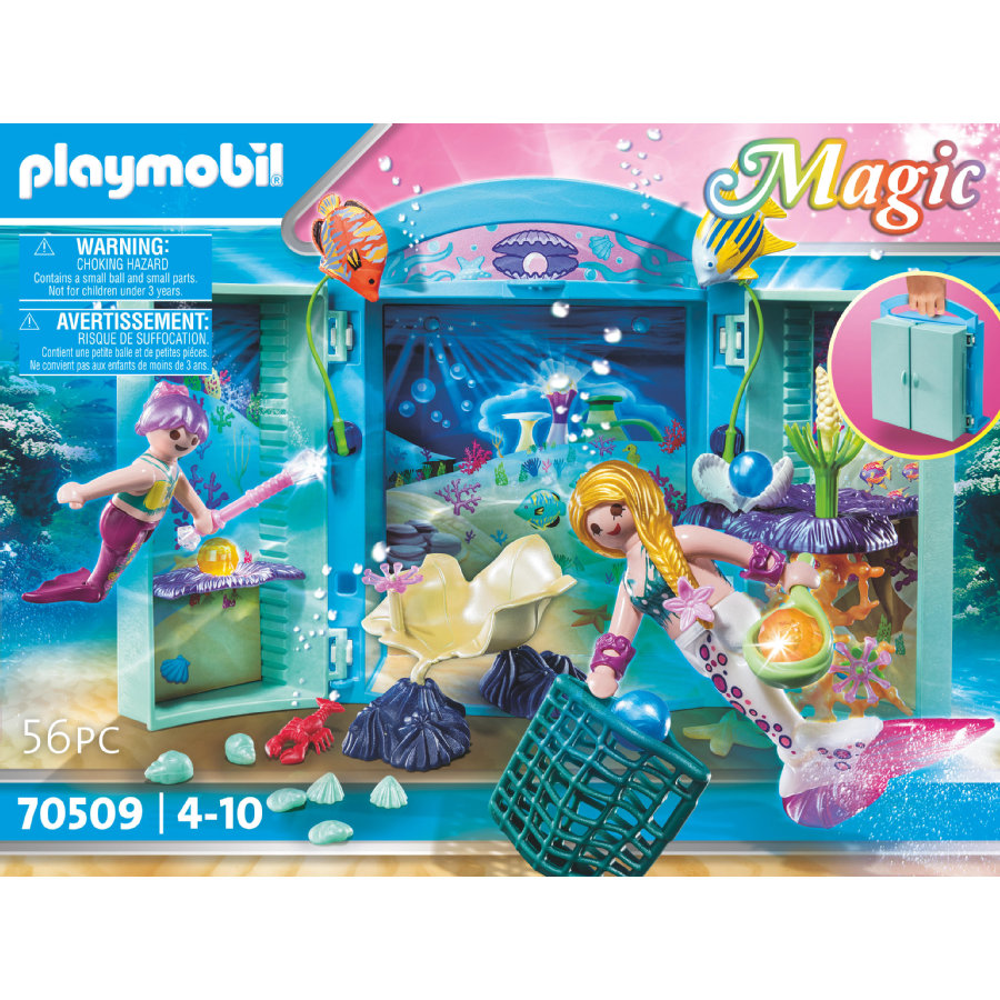 """PLAYMOBIL ® Playbox """"sjöjungfru"""