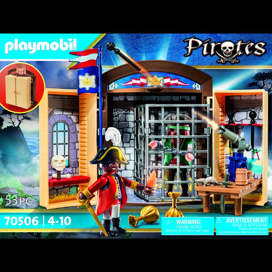 "PLAYMOBIL  ® Game Box ""Piratenavontuur"