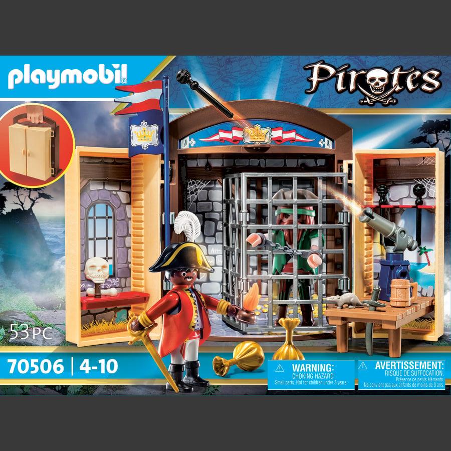 "PLAYMOBIL® Spielbox ""Piratenabenteuer"""