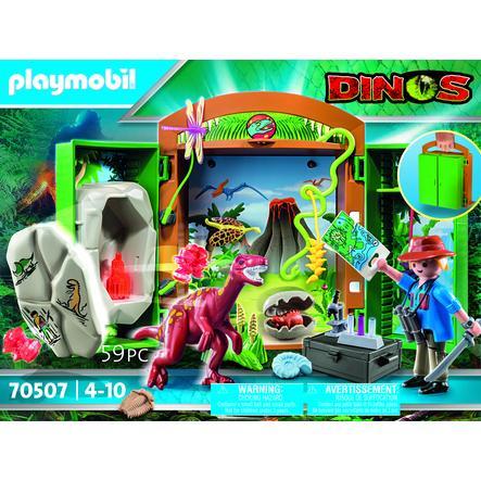 "PLAYMOBIL  ® Playbox ""Dino Researcher"