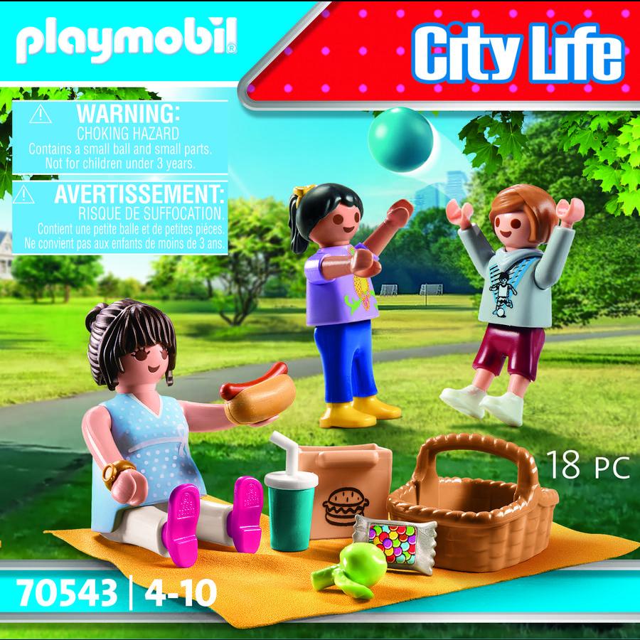 PLAYMOBIL  ® Piknik v parku