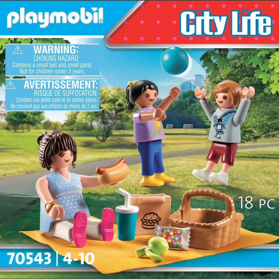 PLAYMOBIL ® Picknick i parken