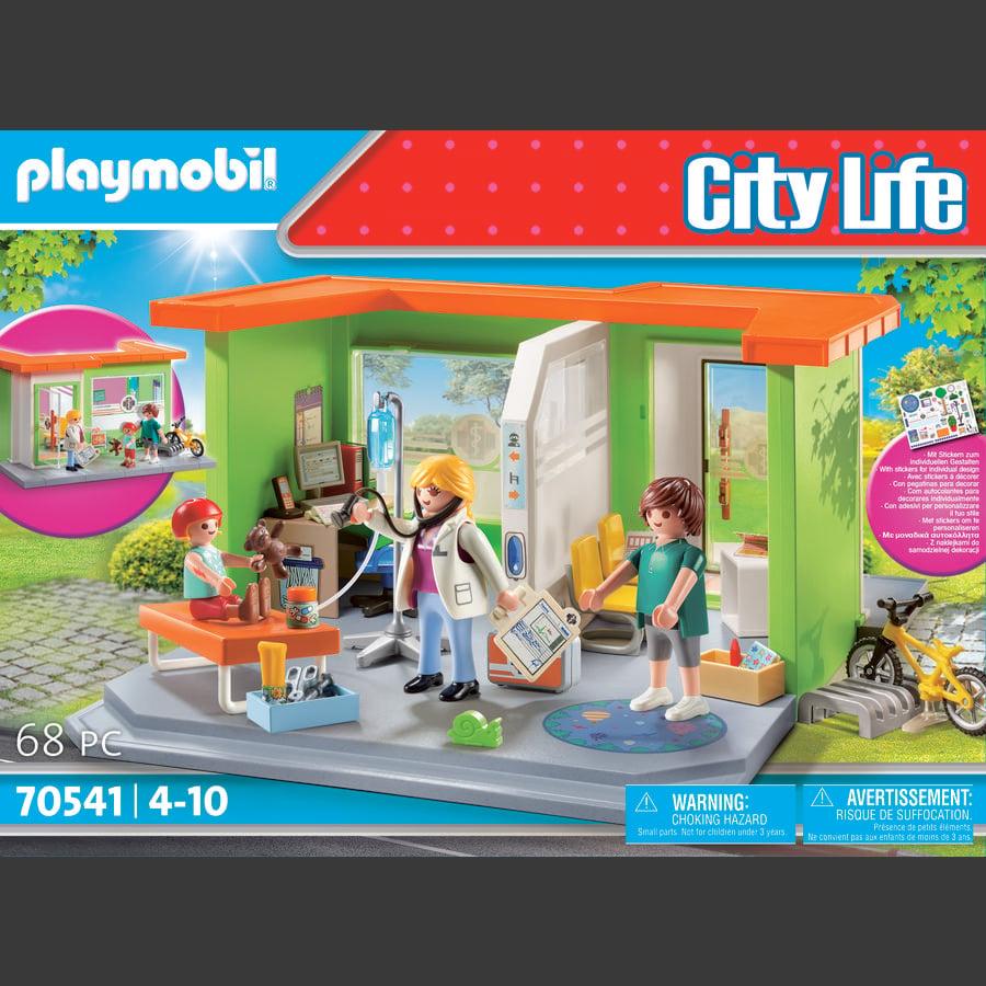 PLAYMOBIL® Min pediatrisk praksis