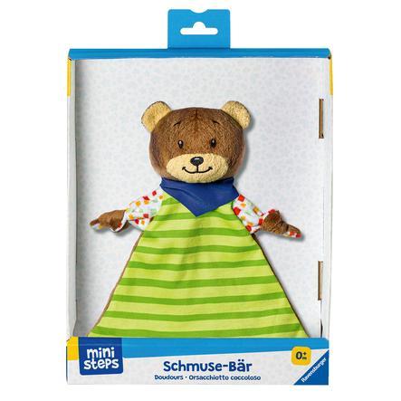 Ravensburger mini steps ® Knuffeldoekje knuffelbeer