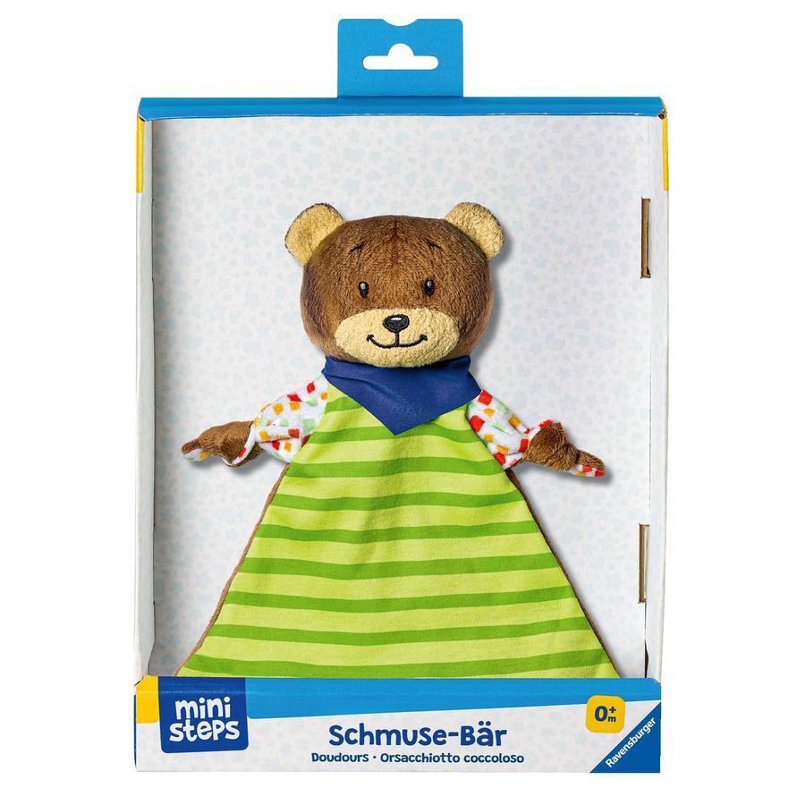 Ravensburger mini step® kos klede kos bjørn