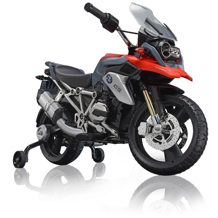 ROLLPLAY BMW 1200 Motorrad 12V, rot
