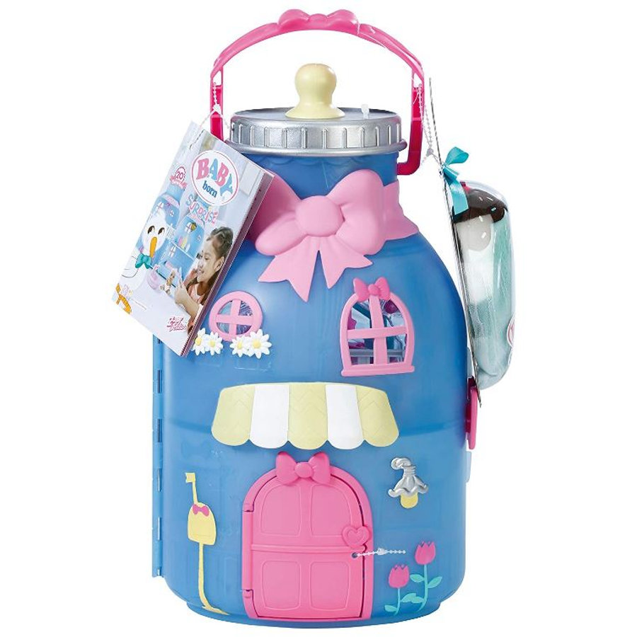 Zapf Creation Baby born® - Overraskelse legesæt flaske
