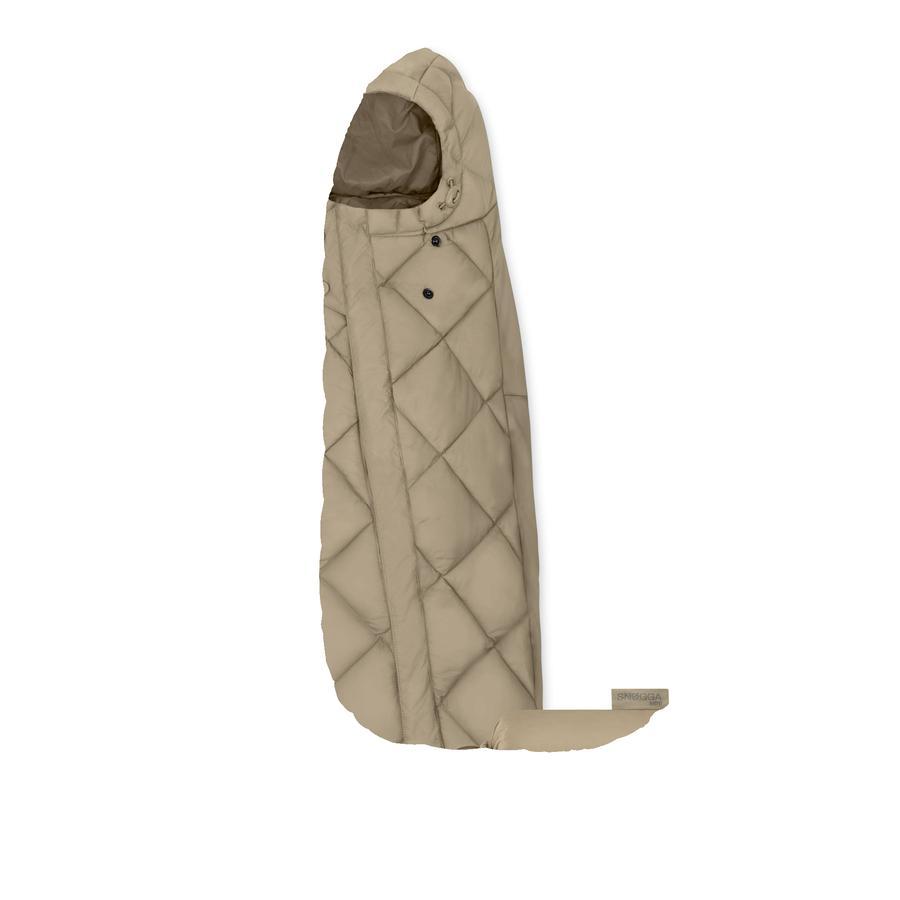 cybex GOLD Fußsack für Babyschalen Snogga Mini Classic Beige