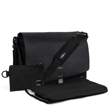 MOON Stelleveske Black Flap Collection 2021