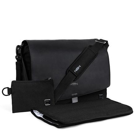 MOON Wisseltas Black Flap Collectie 2021