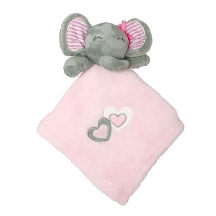 HÜTTE & CO Schnuffeltuch elephant