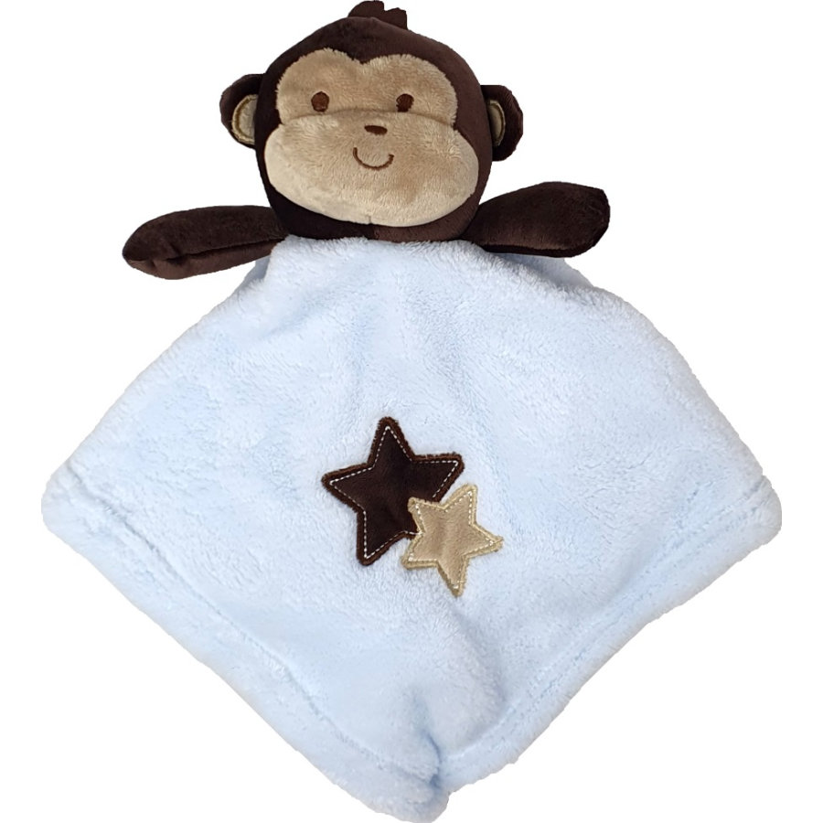 HÜTTE & CO Schnuffeltuch monkey