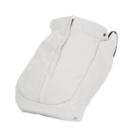 Emmaljunga Winddecke NXT Flat Leatherette White Kollektion 2021