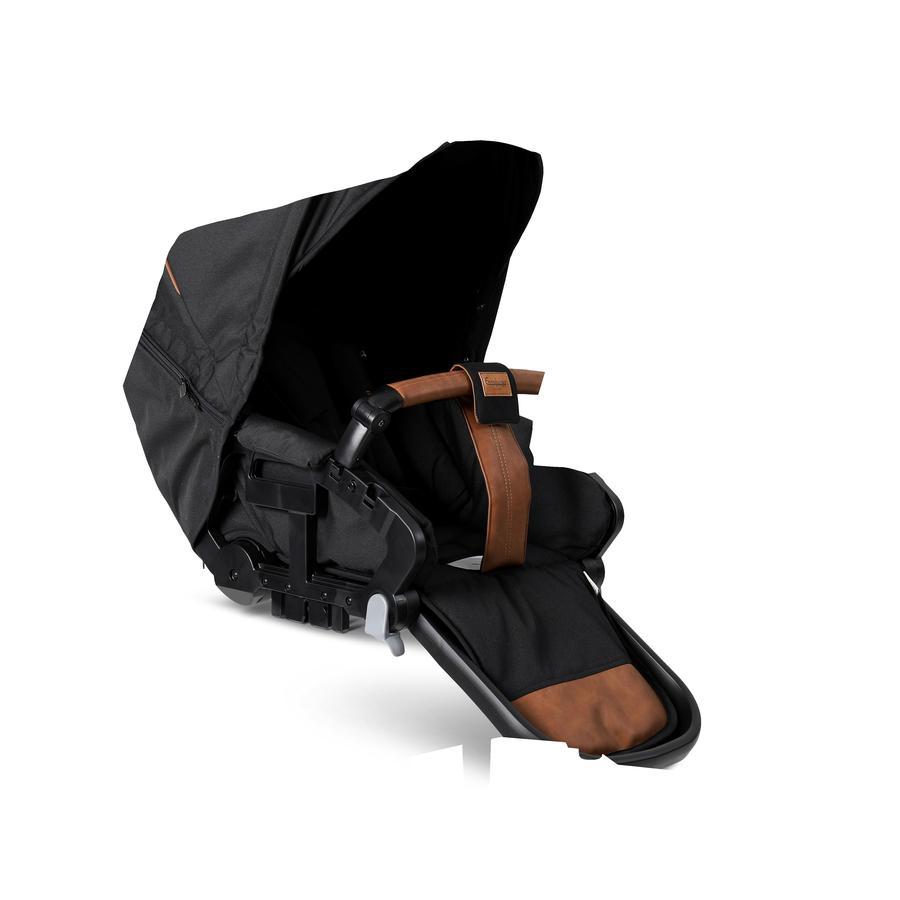 Emmaljunga Sitzeinheit Flat NXT Outdoor Black