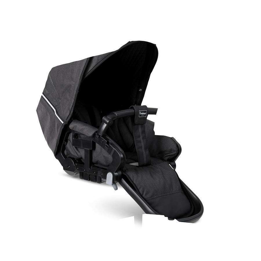 Emmaljunga Sitzeinheit Flat NXT Lounge Black