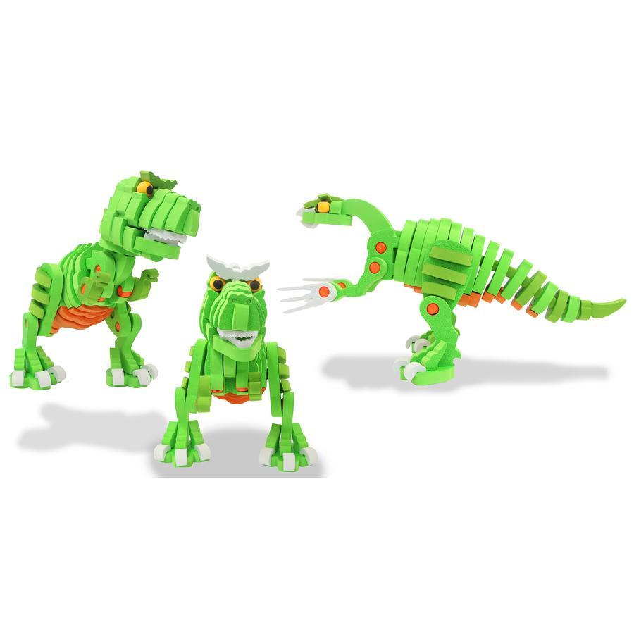 JAMARA 3D Soft-Steck Puzzle Dino