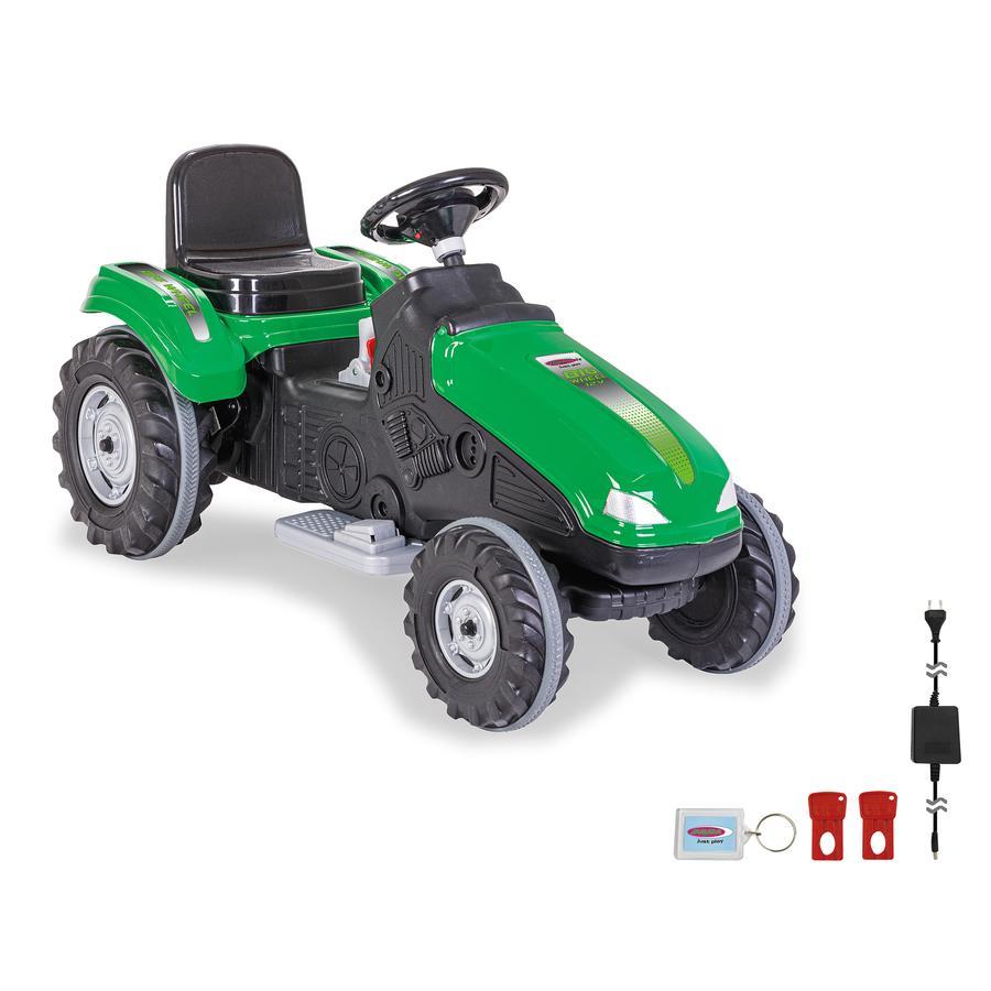 JAMARA Kids Ride-on - Traktor Big Wheel 12V grün