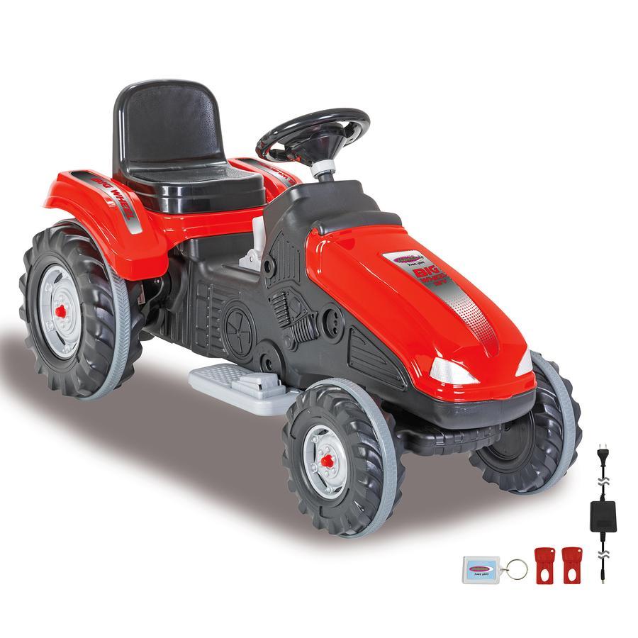 JAMARA Kids Ride-on - Traktor Big Wheel 12V rot