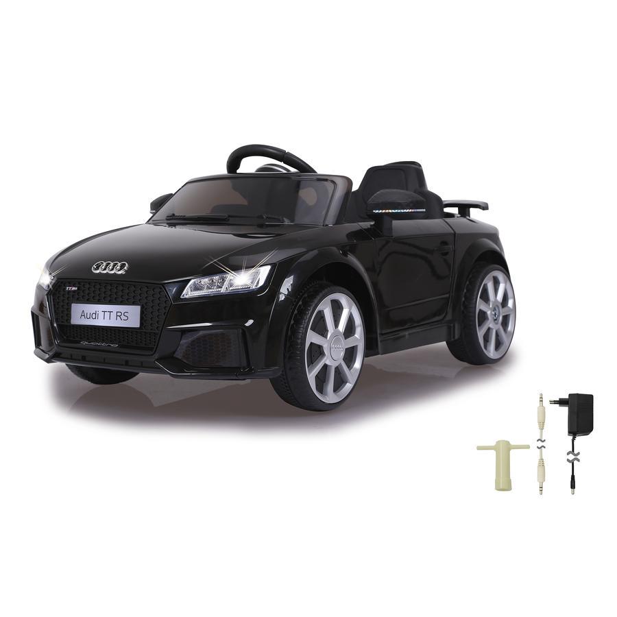 JAMARA Ride-on Audi TT RS černá 12V
