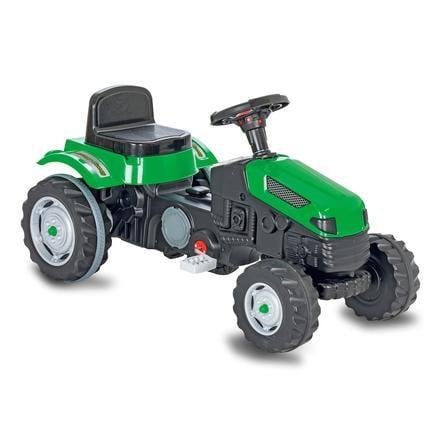 JAMARA Pedaltraktor til børn Strong Bull green