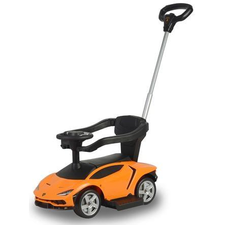 JAMARA trillebil for barn - Lamborghini Centenario lysbilde oransje 3in1