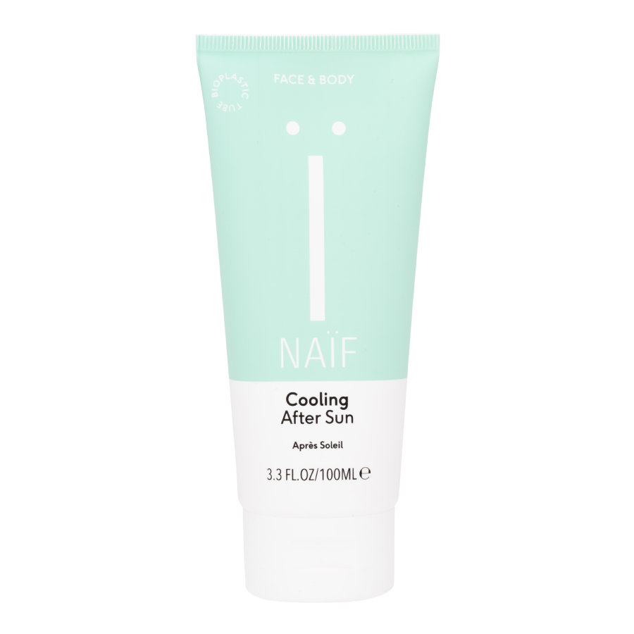 Naif After Sun Gel Cooling 100ml