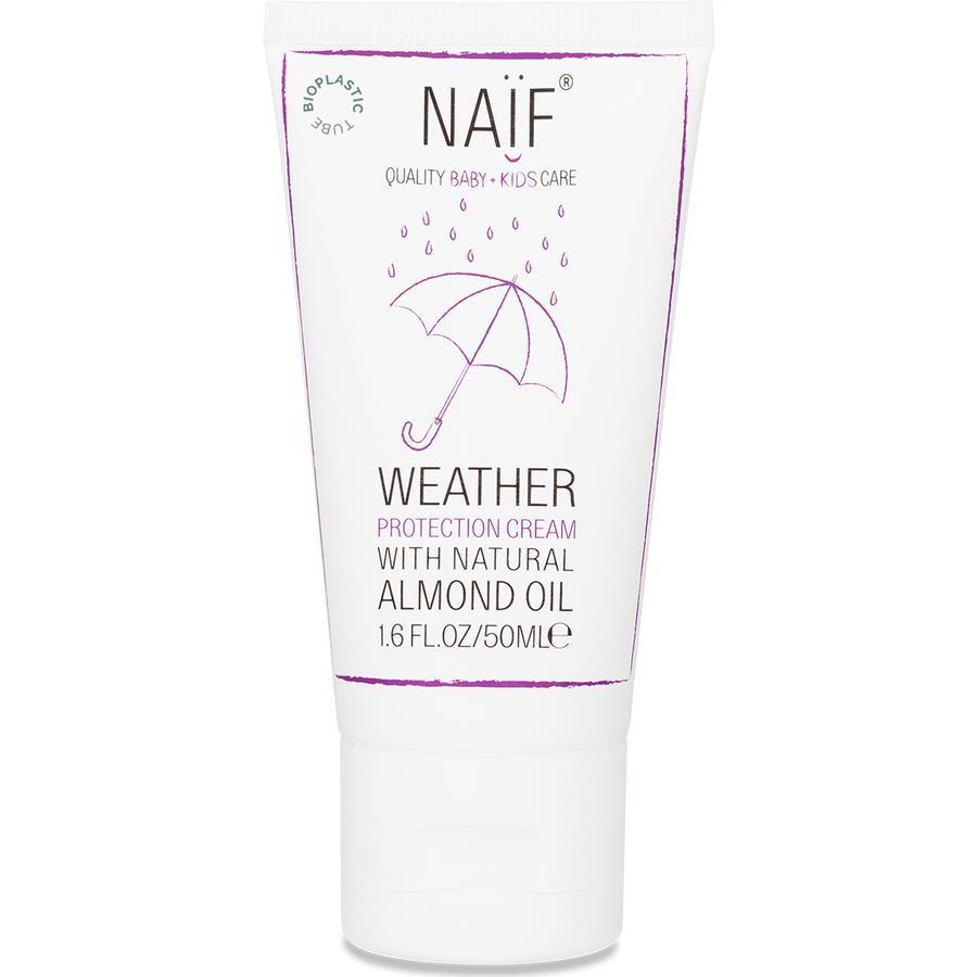 Naif Wind- en weercrème 50ml