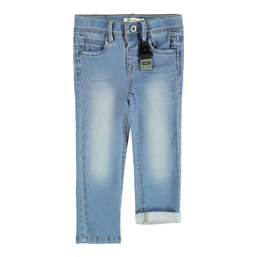 Name it Jeans NMMSOFUS lyseblå denim