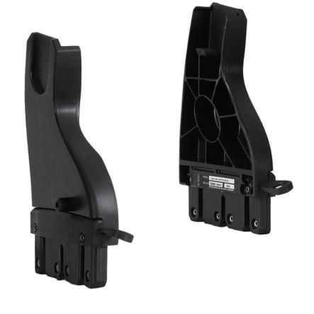 Emmaljunga Adapter NXT (MaxiCosi/CabrioFix/Pebble+,Kiddy EvoIuna i-Size,Besafe) Black